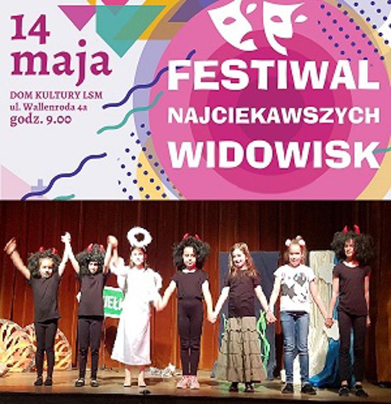 Festiwal Najciekawszych Widowisk Teatralnych