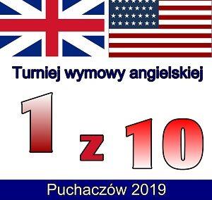 Turniej Wymowy Angielskiej Puchaczów 2019