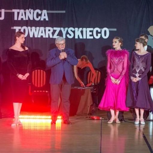 Turniej Tańca Towarzyskiego o Puchar Wójta Gminy Puchaczów