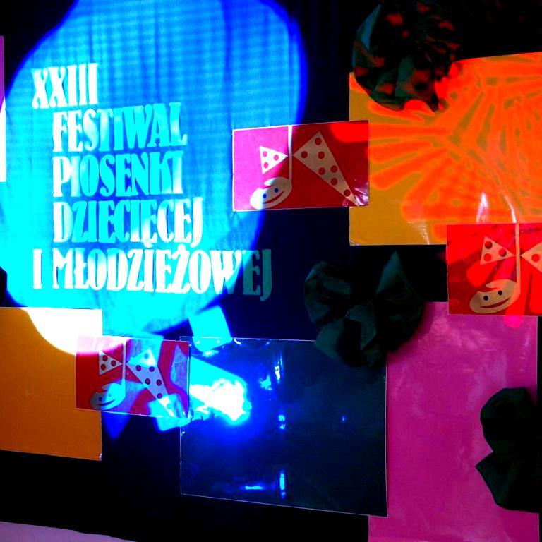 XXIII Festiwal Piosenek Dziecięcych i Młodzieżowych PUCHACZÓW 2017