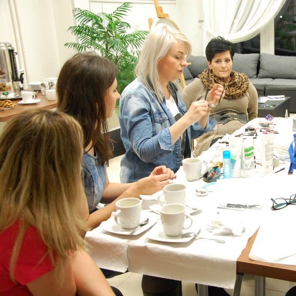 Okiem Kobiety: Spotkanie z kosmetyczką