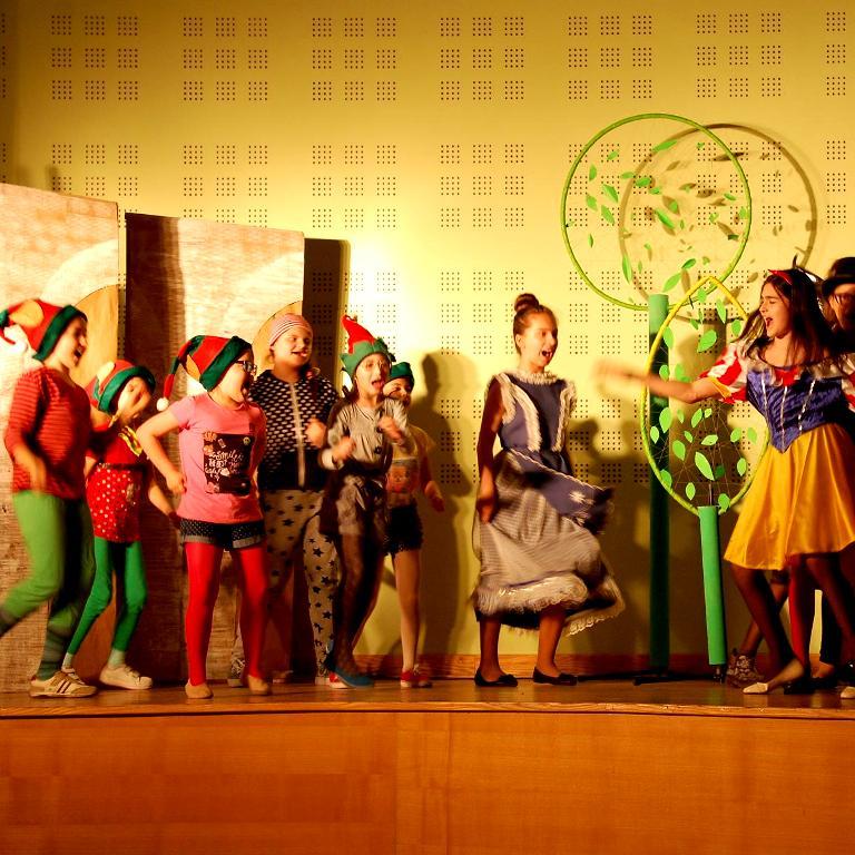 Przegląd Teatrów Dziecięcych i Młodzieżowych ŁĘCZNA 2017