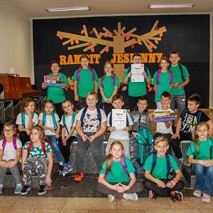 Jesienny Turniej Międzyszkolny RAMBIT