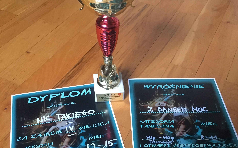 I Otwarte Mistrzostwa Tańca o Puchar Wójta Gminy Firlej