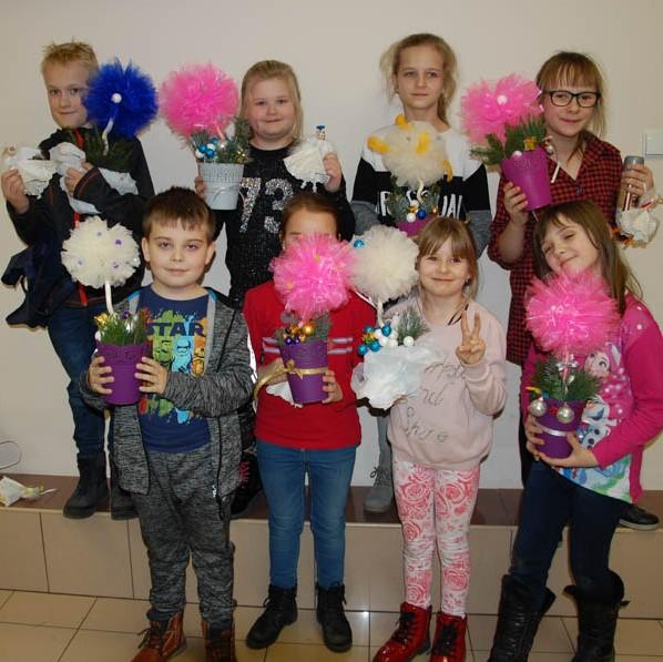 Warsztaty świąteczne z dziećmi