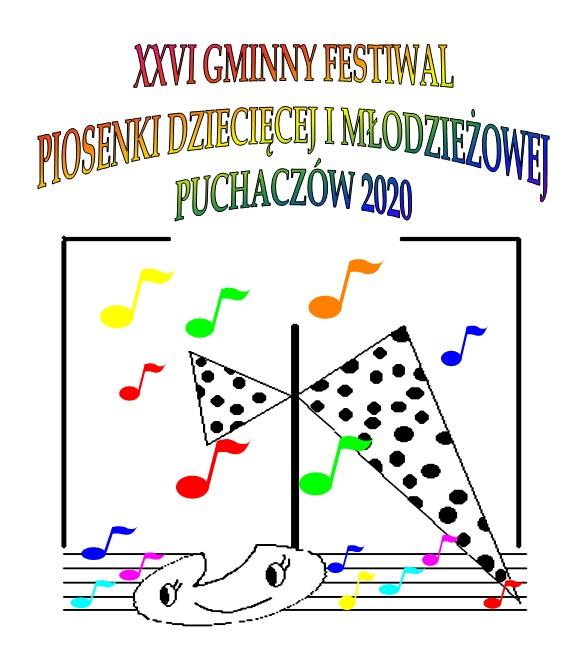 XXVI Festiwal Piosenki Dziecięcej i Młodzieżowej Puchaczów 2020