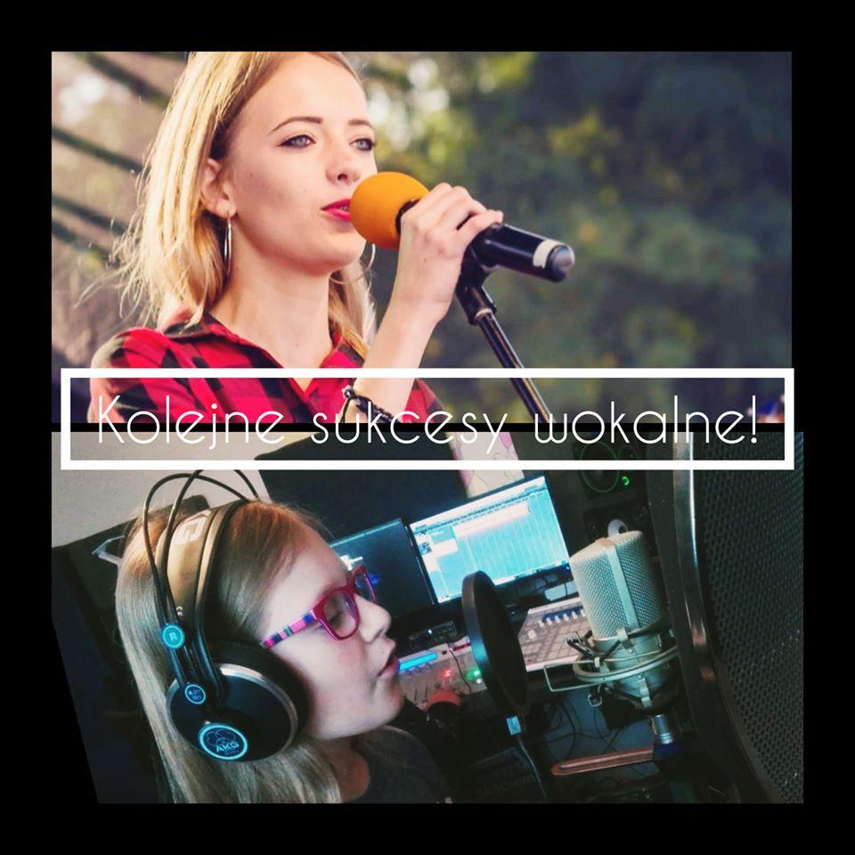 Kolejne sukcesy wokalne w konkursach ON-LINE