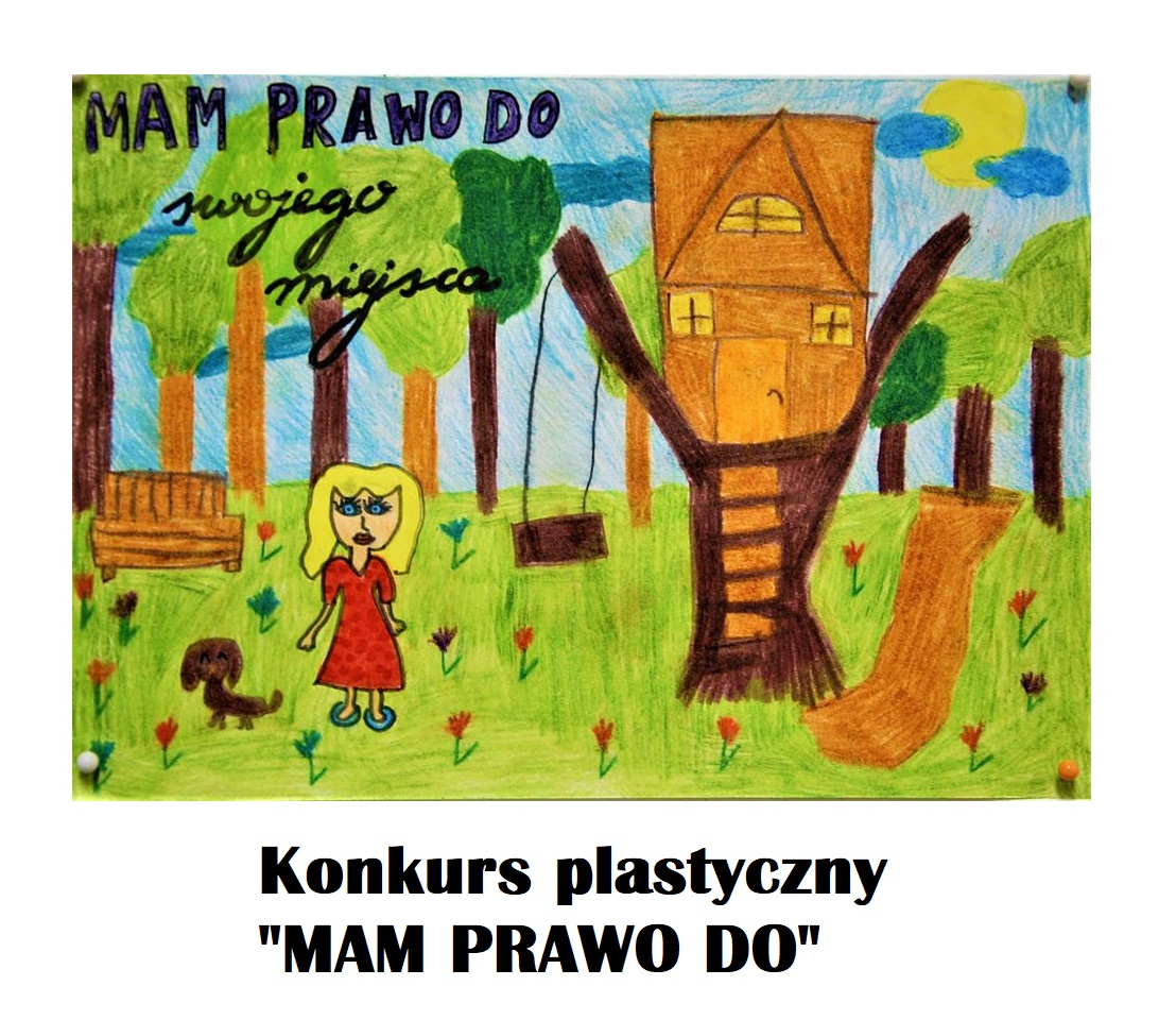 Nagroda w konkursie plastycznym dla Marioli