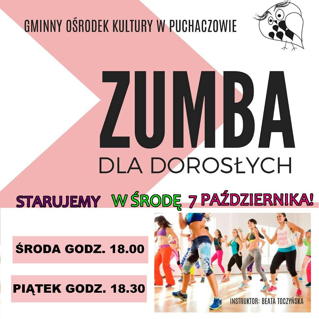 Rusza Zumba!