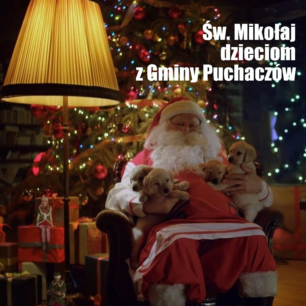 Św. Mikołaj dzieciom