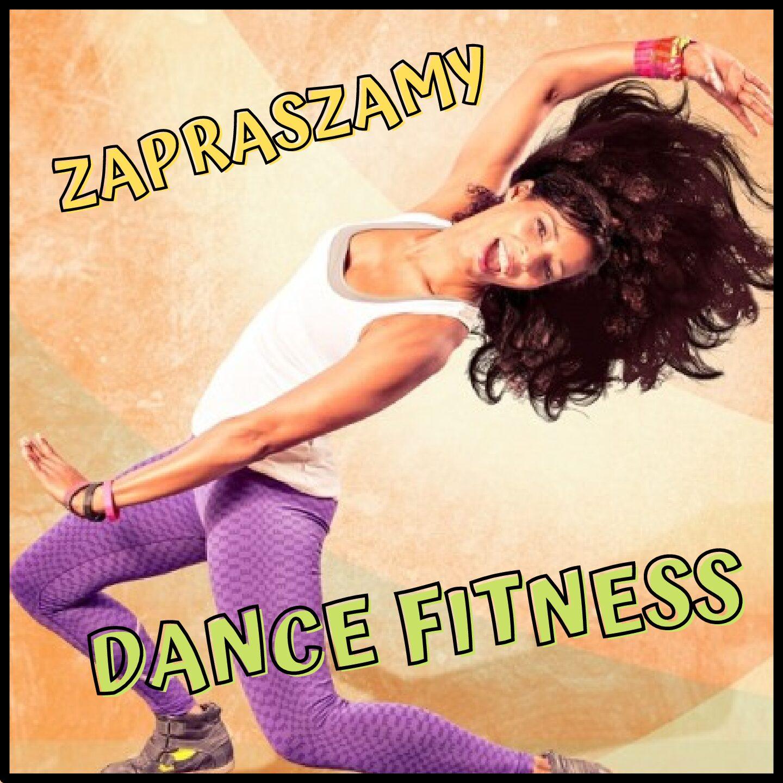 Zapraszamy na  ZUMBA Dance Fitness!